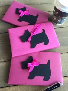 gift wrapping for dog lovers